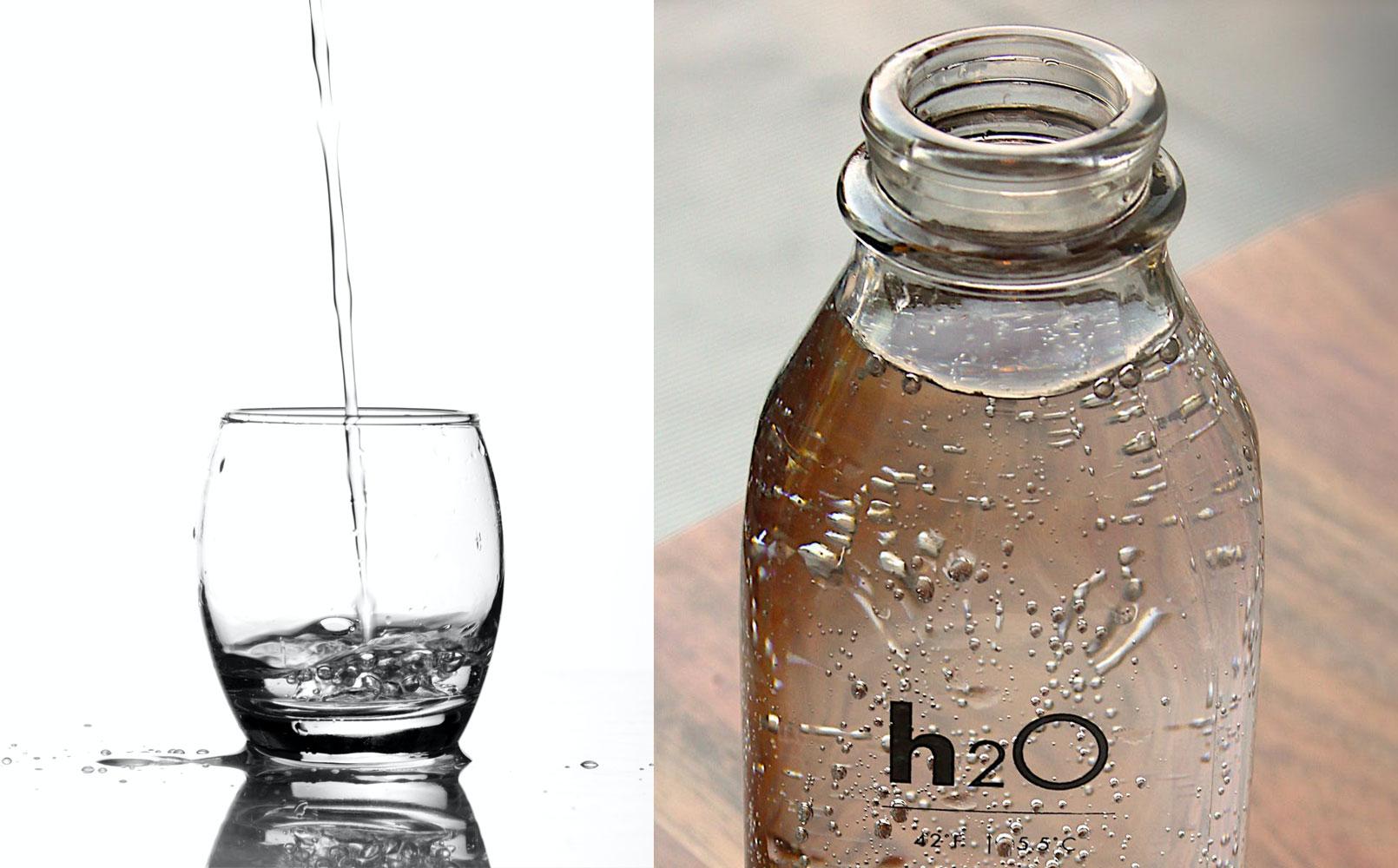 Воду надо пить чистую